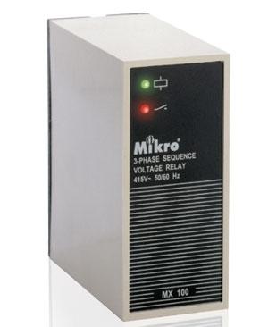 Relay bảo vệ điện áp Mikro MX100 - 400