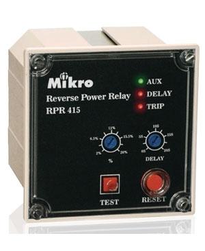 Relay bảo vệ công suất ngược Mikro RPR 415