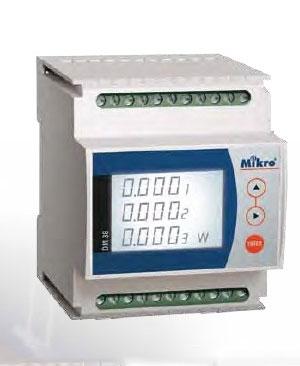 Đồng hồ Mikro DM38-240A
