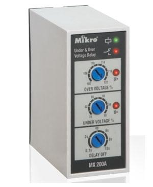 Relay bảo vệ điện áp Mikro MX200A - 380
