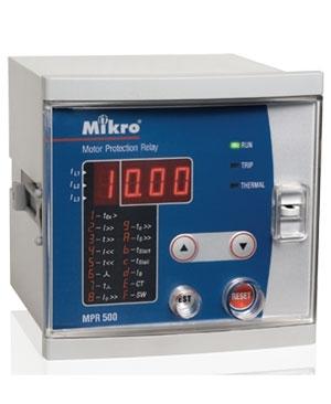 Relay chuyên dụng bảo vệ motor Mikro MPR 500