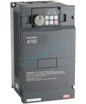 BIến tần Mitsubishi FR-A720 7.5K