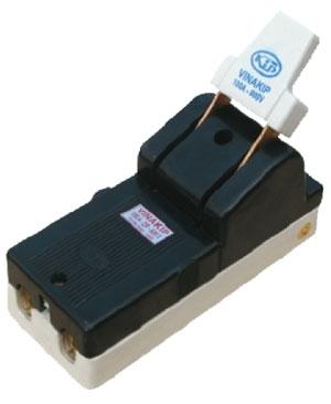 Cầu dao điện 2P 100A/600V 2P100CK cực kẹp