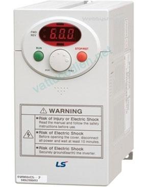 Biến tần LS SV008iC5-1 0.75KW