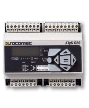 Bộ điều khiển Socomec ATS C20