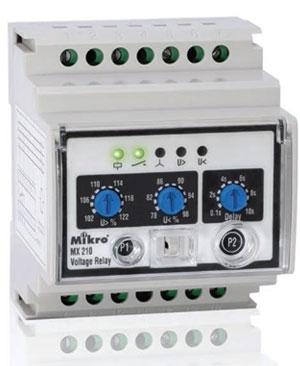 Bảng đèn báo lập trình Mikro MX 210-415V
