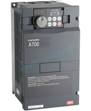 Biến tần Mitsubishi  FR-A720 2.2K