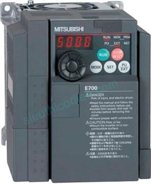 Biến tần Mitsubishi FR-E720 0.2K