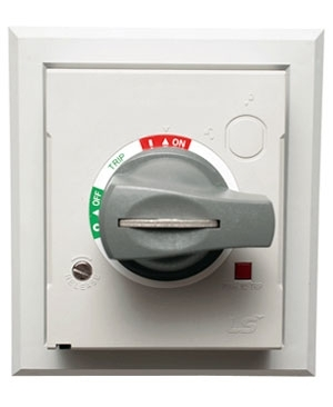 Tay xoay gắn ngoài EH125-S for ABS125c