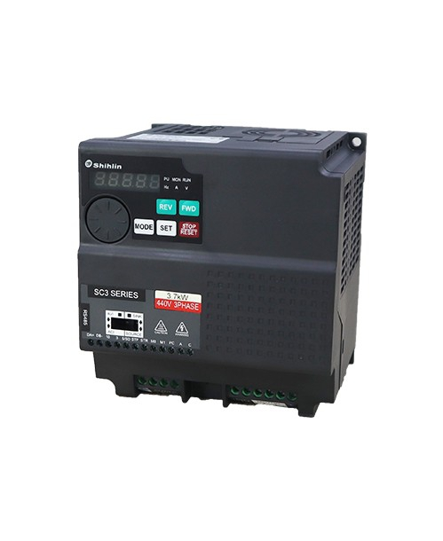 Biến tần Shihlin 3.7kW SC3-023-3.7K