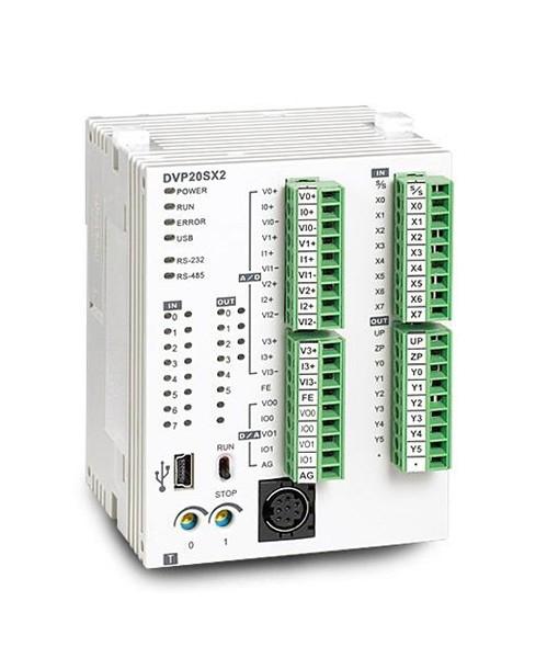 Bộ lập trình PLC Delta DVP20SX211S