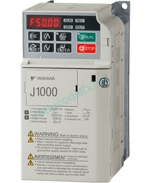 Biến tần CIMR-JT2A0010BAA 1.5kw