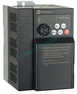 Biến tần Shihlin 0.4kW SS2-023-0.4K