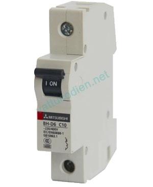 Aptomat MCB 1P (50A-63A) 6kA