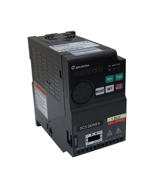Biến tần Shihlin 1.5kW SC3-021-1.5K