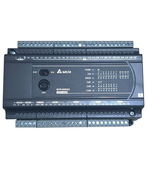 Bộ lập trình PLC Delta DVP40ES200RM