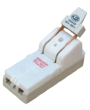 Cầu dao điện 2P 60A/600V 2P60CK cực kẹp