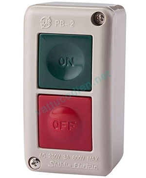 Nút nhấn - Push Button PB-2