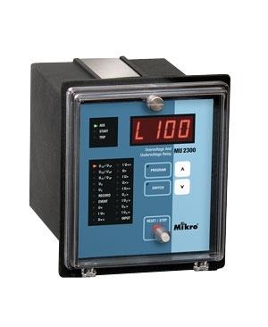 Relay bảo vệ điện áp Mikro MU 2300-240AD