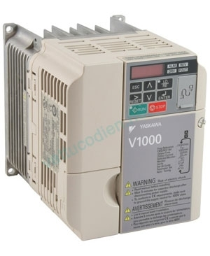 Biến tần CIMR-VT4A0005BAA 1.5kw