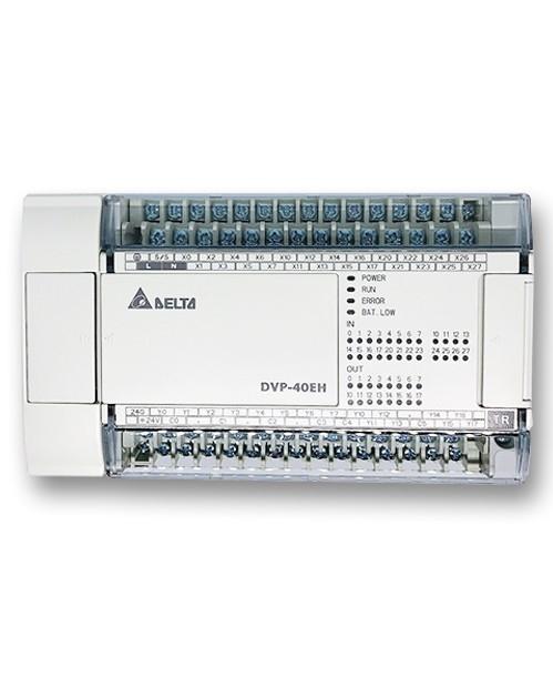 Bộ lập trình PLC Delta DVP40EH00R3