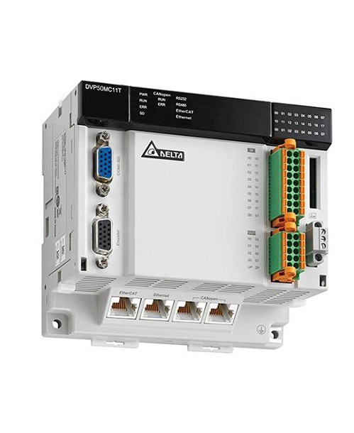 Bộ lập trình PLC Delta DVP50MC11T-06