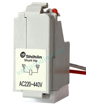 Shunt trip Shihlin SHT BM-400CN.SN.HN