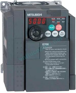 Biến tần Mitsubishi FR-E740 0.75K