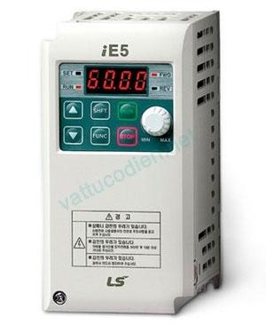 Biến tần LS SV002IE5-2C 0.2KW