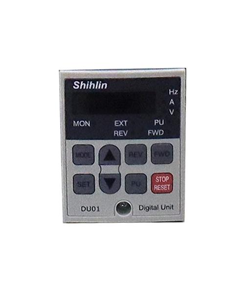 Bàn phím rời biến tần Shihlin DU09S