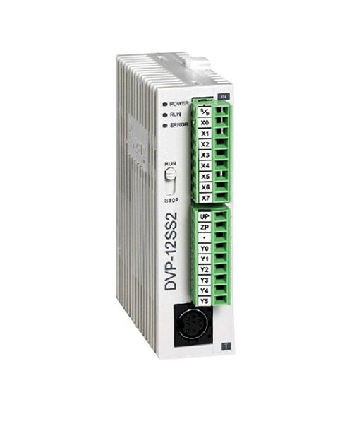 Bộ lập trình PLC Delta DVP12SS211S