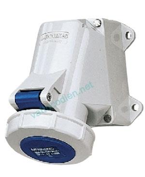 Ổ cắm gắn nổi 16A – 3P – 230V – 6H IP 67