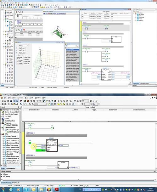 Phần mềm lập trình PLC