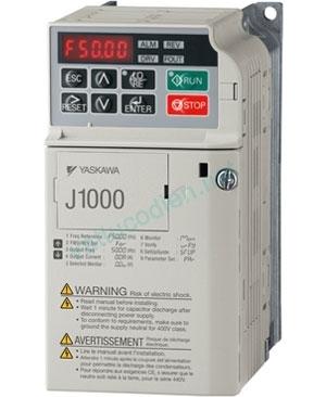 Biến tần CIMR-JT2A0006BAA 0.75kw