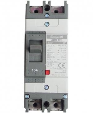 MCCB ABS202c 2P (125-250)A 85KA