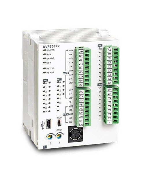 Bộ lập trình PLC Delta DVP20SX211R