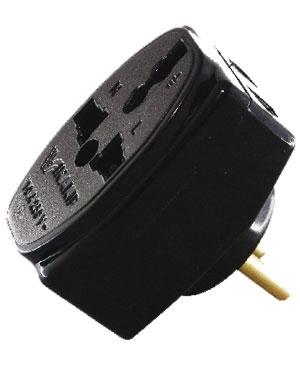 Đầu nối ổ cắm 3 ngã đa năng kiểu 3 10A 250V