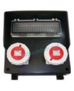 Tủ điện với MCB và ổ cắm IP67 6540VT
