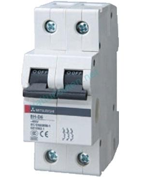 Aptomat MCB 2P (50A-63A) 6kA