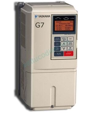 Biến tần CIMR-G7A42P2 2.2kw