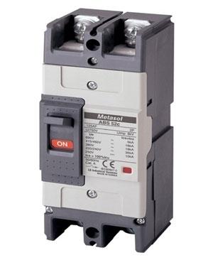 MCCB ABN402c 2P (250-400)A 50KA