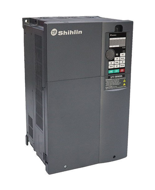 Biến tần Shihlin 220kW SF3-043-220K/185K-G